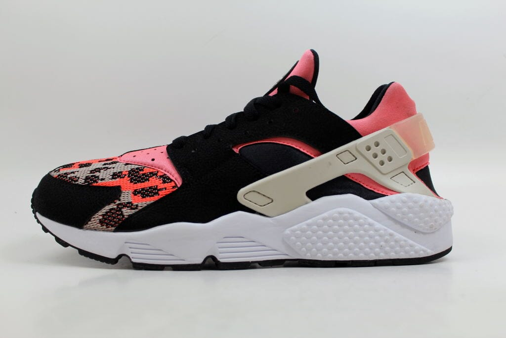 Nike-Air-Huarache-Run-PA-Black-Light-Bone-Hot-Lava-White-705008-006-Mens-SZ-11-5