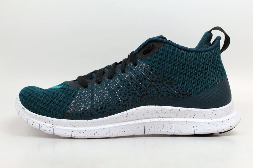 official photos 68238 a2070 Details about Nike Free Hypervenom 2 FC Midnight Turquoise/Rio  Teal-Blk-White 747140-300 SZ 10