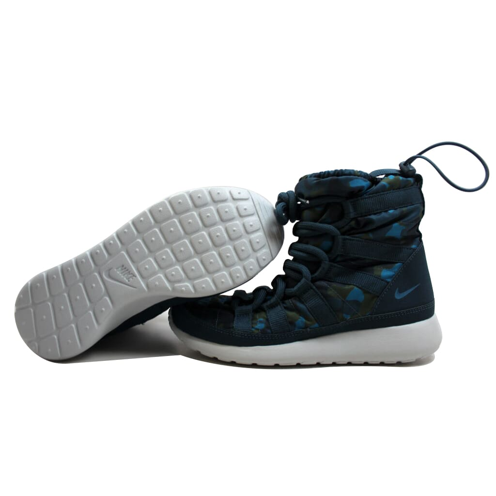 size 40 ad44b 4777c closeout nike roshe one womens shoe b7ea2 88990  best image is loading nike  roshe one 1 hi print sneakerboot 807425 853d5 89dfc