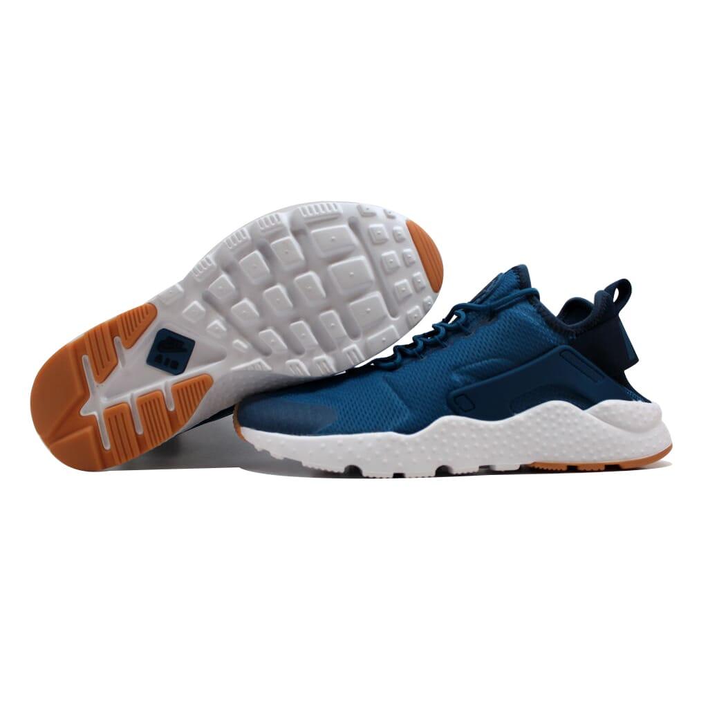 2befacab1a4bd Nike Air Huarache Run Ultra SZ Industrial Azul Midnight Navy 819151-403 SZ  Ultra 9.5 1c79ae