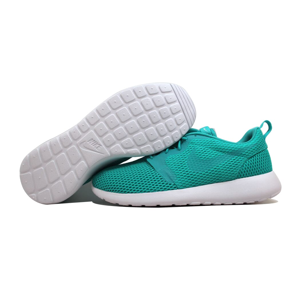 Nike Roshe One Hyperfuse Breathe Clear Jade/Clear Jade-White 833125-300 SZ 11