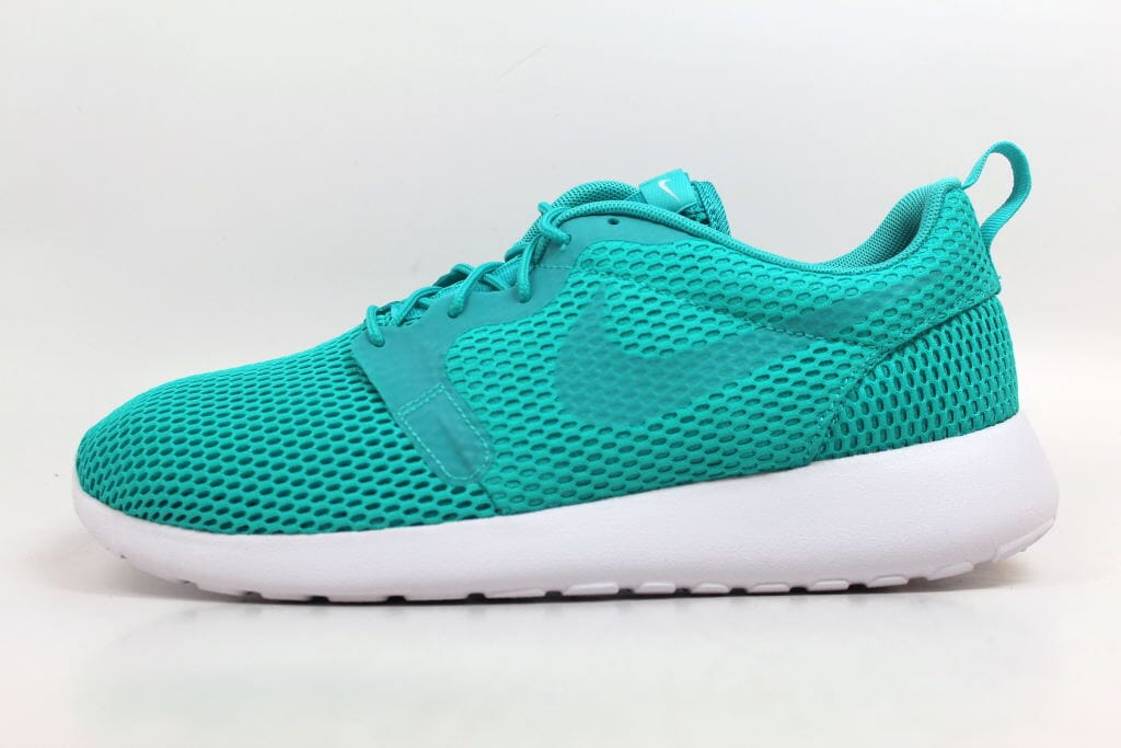 1984d4874199 Nike Roshe One Hyperfuse Breathe Clear Jade Clear Jade-White 833125 ...
