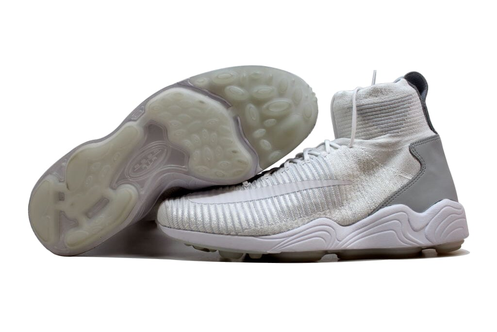 big sale 626fa 5abaf Nike Zoom Mercurial XI 11 FK White Wolf Grey-Pure Platinum 844626-100