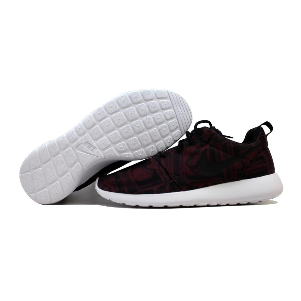 premium selection 8c6b0 f3aaa ... gris claro negro zapatos para corrernike free nike d40a2 6d0de  order  nike roshe one 1 noche impresión noche 1 marrón negro blanco 844958 601  para mujer