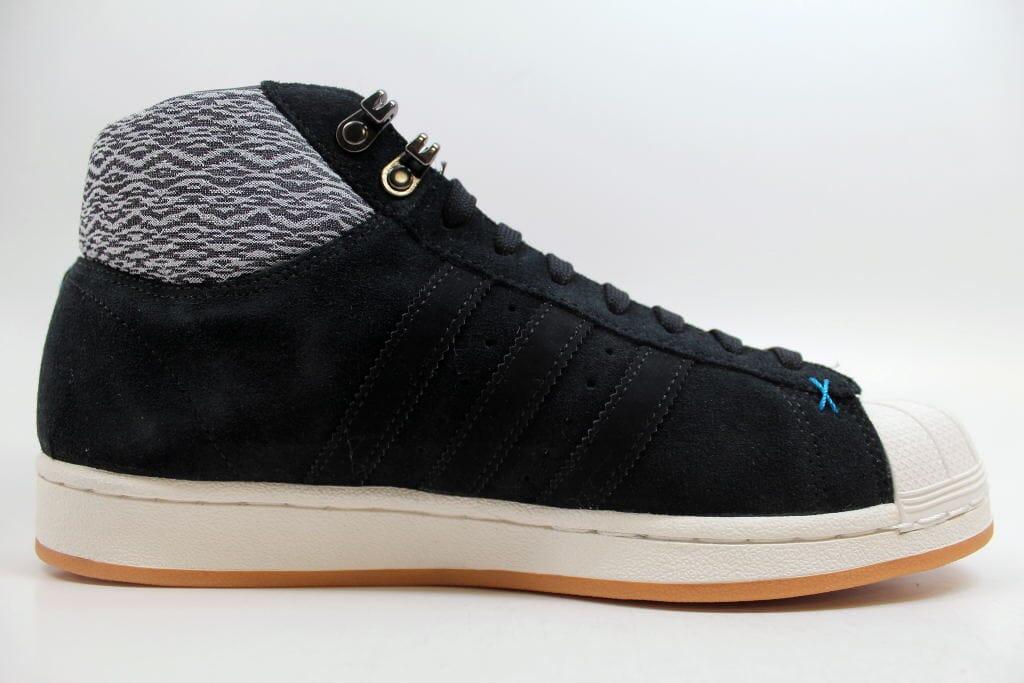 adidas Pro Model BT Core Black Core Black Off White AQ8159
