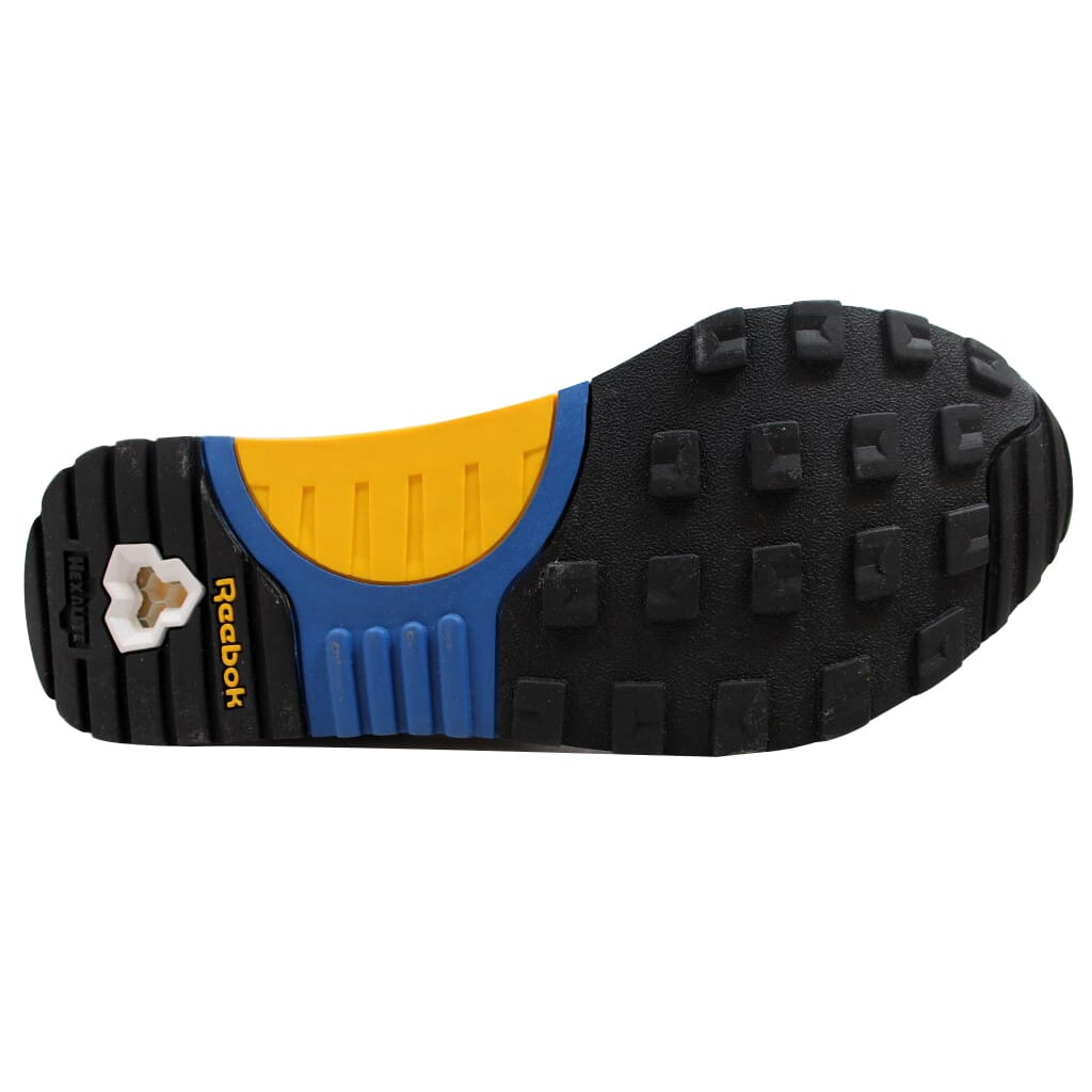 Reebok Ventilator Sport Ion Yellow-White-Black 1-158107 Men s SZ 8 ... d4eaaa277