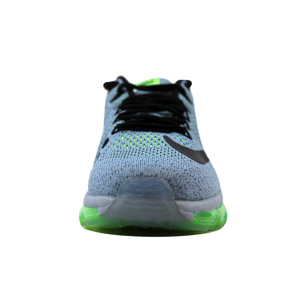 686769bd2e20 Nike Air Max 2016 Blue Grey Black-Electric Green-Ocean Fog 806771 ...