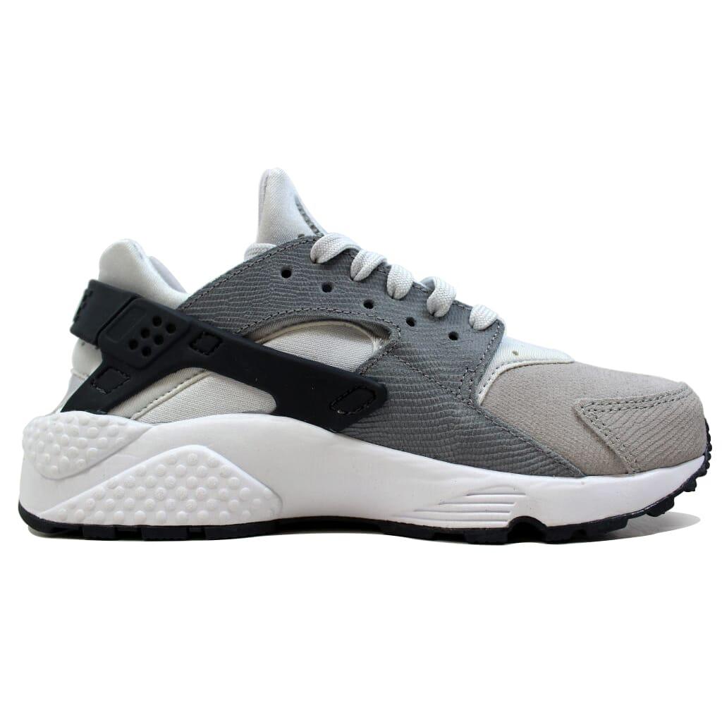5d43fa9943115 Nike Air Huarache Run Premium Platinum Grey-Silver 683818-009 ...