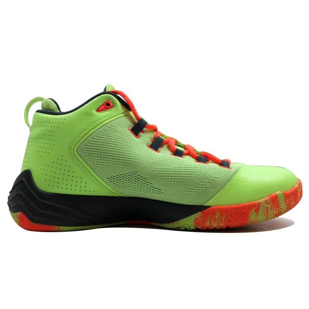 Nike Air Jordan CP3 IX 9 AE Ghost Green Silver Chris Paul 833909-303 ... 5f6cd82ea