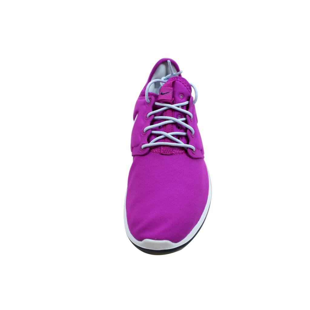 735a4ee934a51 Nike Roshe Two 2 Hyper Violet Blue Tint 844655-500 Grade School SZ ...