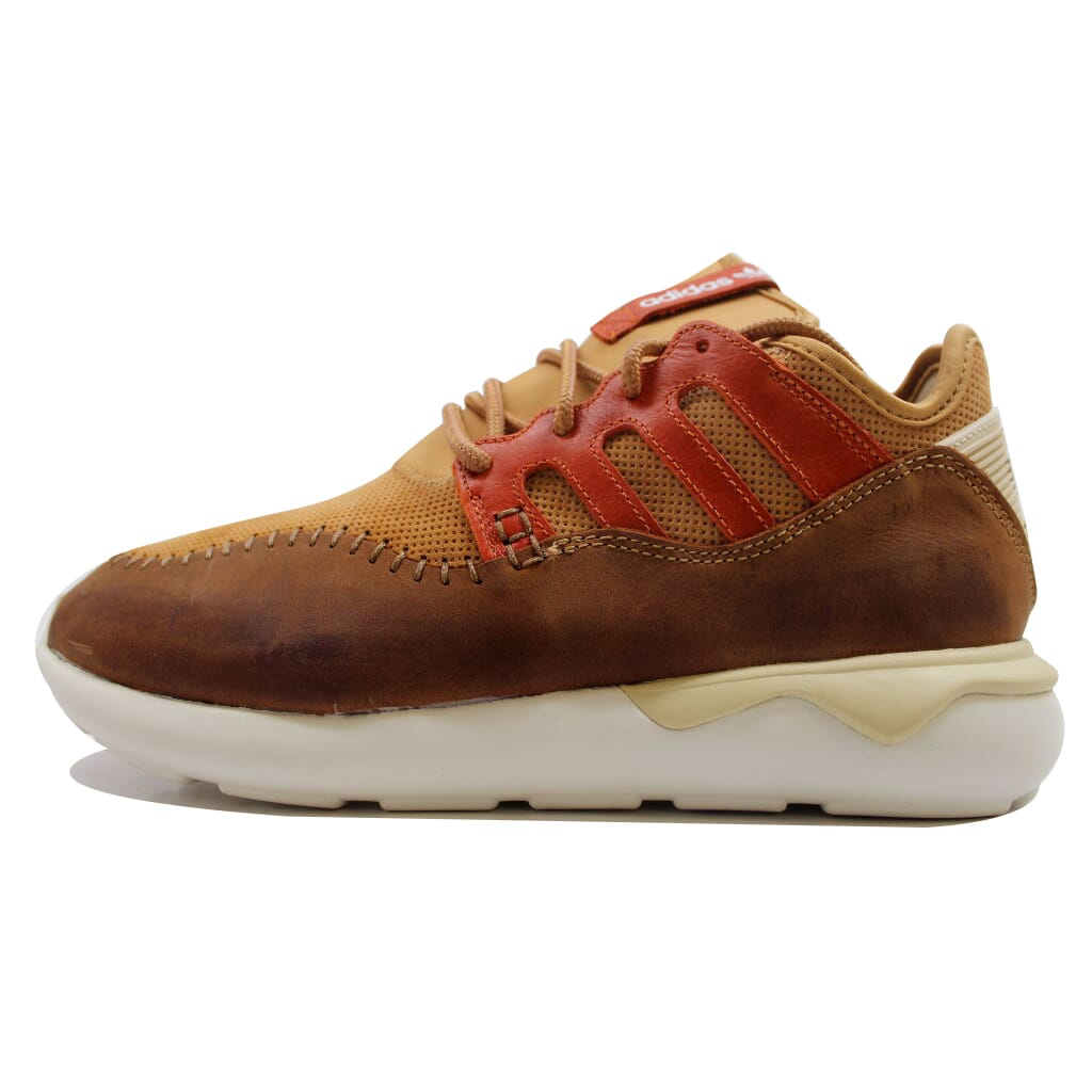 3f24d233f28e Adidas Tubular Moc Runner Mesa Mesa-Fox Red B24689 Men s SZ 11
