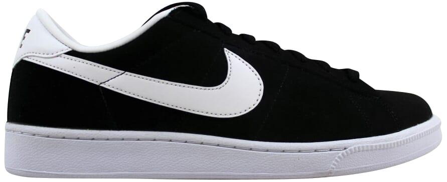 Nike Tennis Classic Black/White 312495-011 Men's SZ 9