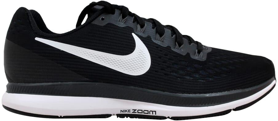 Nike Air Zoom Pegasus 34 noir/blanc-Dark Gris 880560-001 Femme SZ 5