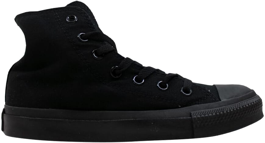 227af75ce7eb Image is loading Converse-Chuck-Taylor-All-Star-Hi-Black-Monochrome-