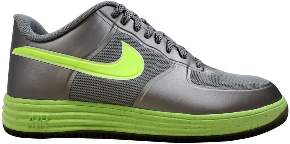 the latest d32ac f4d89 Nike Lunar Force 1 Fuse Granite Volt 555027-002 Men s