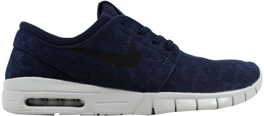 Nike Stefan Hombre Janoski Max Obsidiana/NegroPure Platinum Hombre Stefan 6320183404 aafd2f