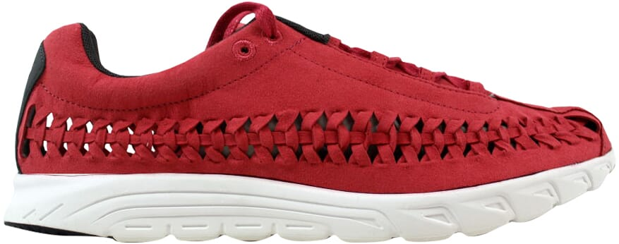 Nike Mayfly Woven Red/White 833132-600 Men's Size 12